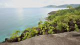 Landscape near Anse Major.