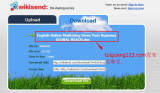 English Online Marketing
