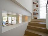 going upstairs