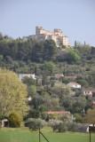 Le chateau du Puy de Tourrettes