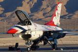 Thunderbirds @ Nellis AFB