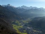 View to my Village Ennenda
