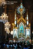Wedding Mass in progress