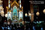Mass in progress