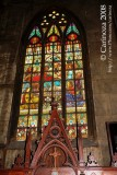 Stained glass window from Germany