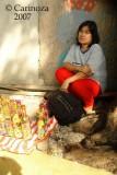 Bottled Candy Vendor
