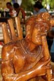 Ifugao Woodwork