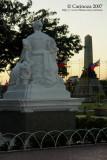 La Madre Filipina / Rizal National Monument