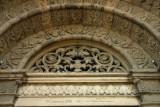 Detail: entrance arch