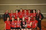 2013-2014 Girls 15U Red