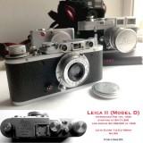 LEICA II (Mod. D)