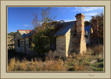 Taradale - Abandoned cottage
