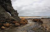 Elephant Rock looking east