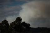 Cherryville bushfire