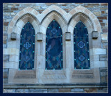 Stained Glass windows, Sevenhill
