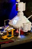 Lunar cargo finished