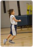Hailey's Basketball Game