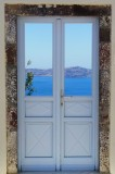 A sea-through door, Oia, Santorini June 2, 2013 82