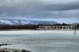 Collingwood Harbour - April 14, 2014 Mariner's Haven & Blue Mountain