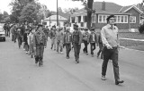 Boy Scouts - Keith Brown (Leader) and Ron Swarts
