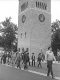 Boy Scouts - Carillon Tower, Simcoe (Keith Brown, Leader)