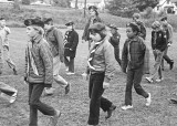 Boy Scouts - Eric Bristow in back