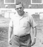 Junior Atkins on his Tobacco Farm (between The Sand Hills & Port Burwell)