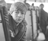 Derek Winter on an SCS Bus