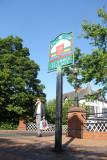 162:365local village sign