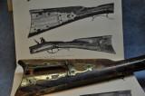 Restored John Brooks Kentucky Rifle