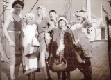 Fancy Dress party, Christmas 1960