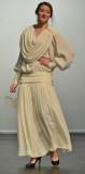 Vintage Wedding Dress Display