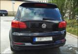Volkswagen Tiguan TSI no emblems