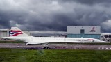 Concorde: Even The Skies Were Crying... G-BOAB
