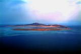 Tiran Islands Aerial