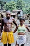 Angolar Husband and Wife