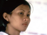 Pretty Balinese Girl