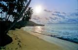 Western Beach Before Sunset