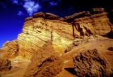 The Red Neguev Desert
