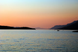 Adriatic Sea After Sunset