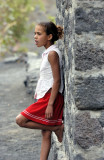 The Nonchalant Girl