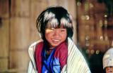 Smile Of The Refugee Karen Girl