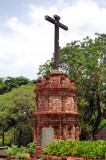 Typical Goan Cross Stand
