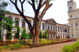 Once a Palace, Now an Indian Ministery...