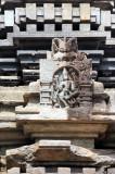 God Of The Geometric Temple
