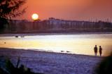 Last Sunset At Wimbo Bay