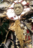 Full Kikuyu Chief Regalia