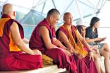 The Tourist Monks