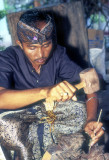 Traditional Wood Carver