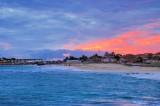 After Sunset At Santa Maria